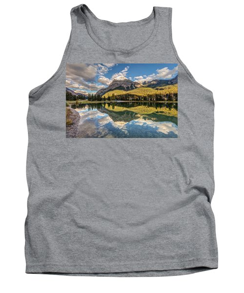 The Town Of Field In British Columbia Tank Top
