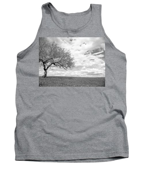 The Tree On The Hill Tank Top