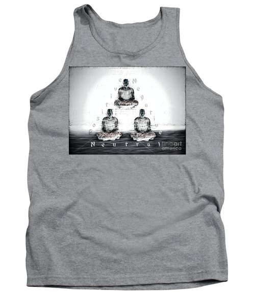 The Triangle Of Decision Tank Top