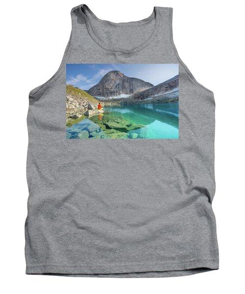 The Turquoise Lake Tank Top