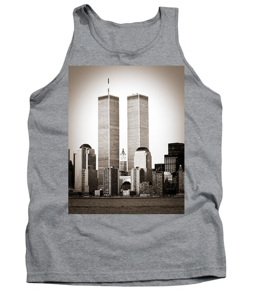 The Twin Towers Tank Top