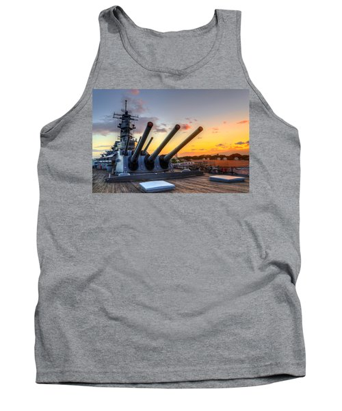 The Uss Missouri's Last Days Tank Top