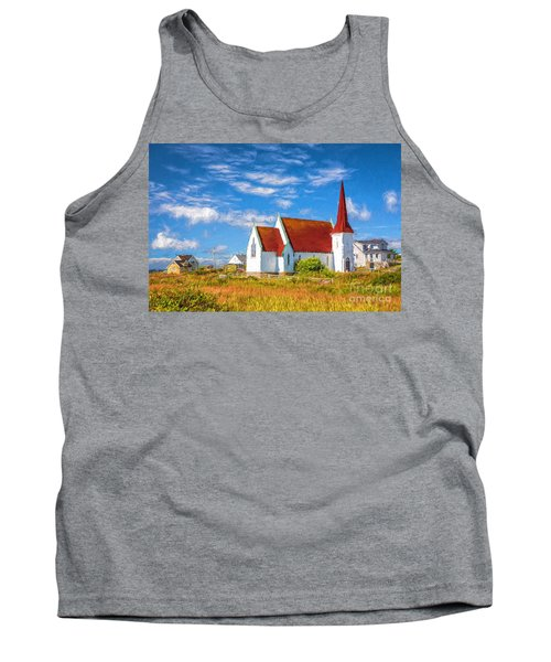 The Village Church Tank Top
