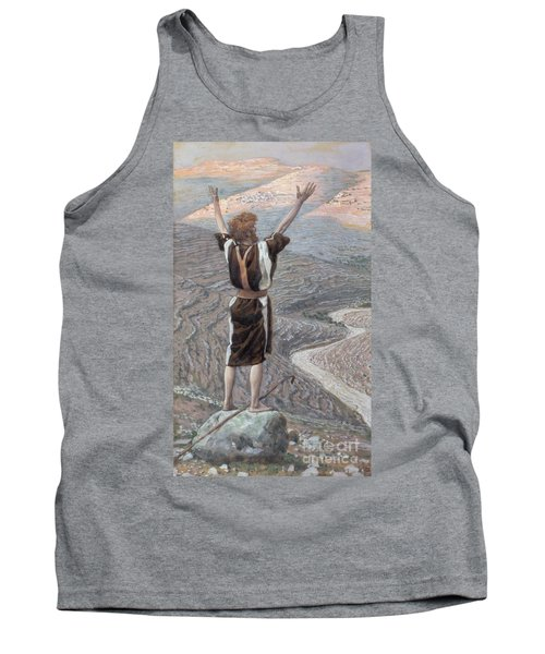 The Voice In The Desert Tank Top