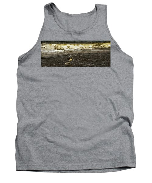 The Wading Willet  Tank Top