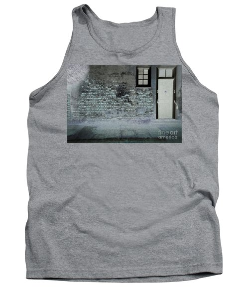 Tank Top featuring the photograph The Wall by Douglas Stucky