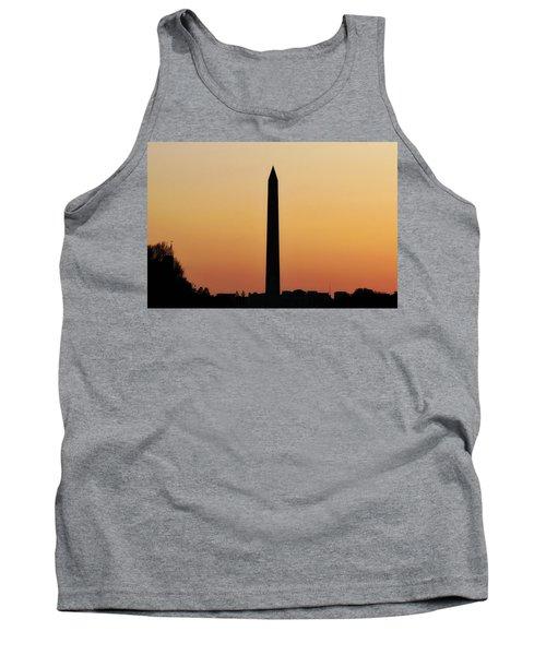 The Washington Monument Tank Top