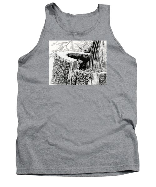 The Watchers Tank Top