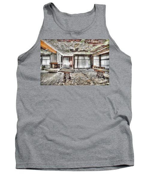 The Waterfall Hotel - L'hotel Della Cascata Tank Top