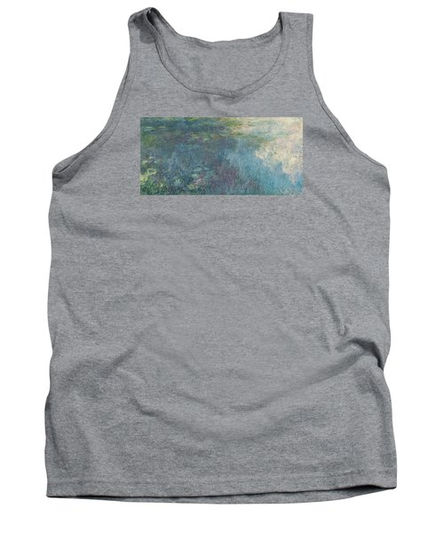 The Waterlilies  The Clouds Tank Top