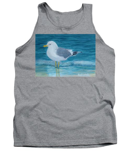 The Water's Cold Tank Top