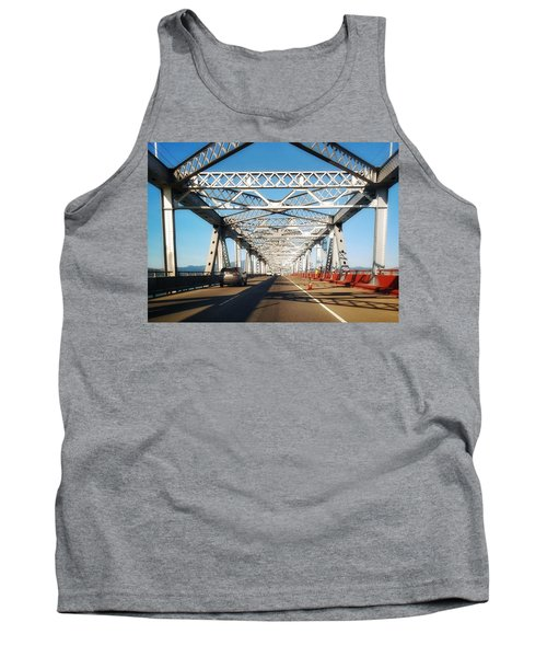 The Way To New Orleans Tank Top