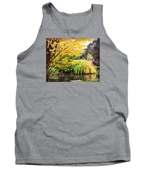 The Wayfarer Pond Tank Top