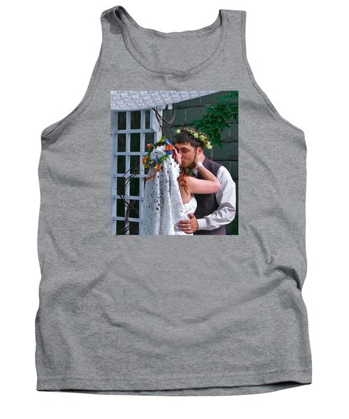 The Wedding Kiss Tank Top