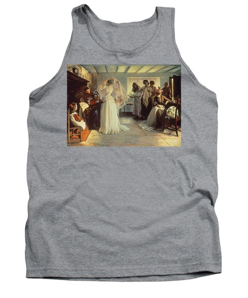 The Wedding Morning Tank Top
