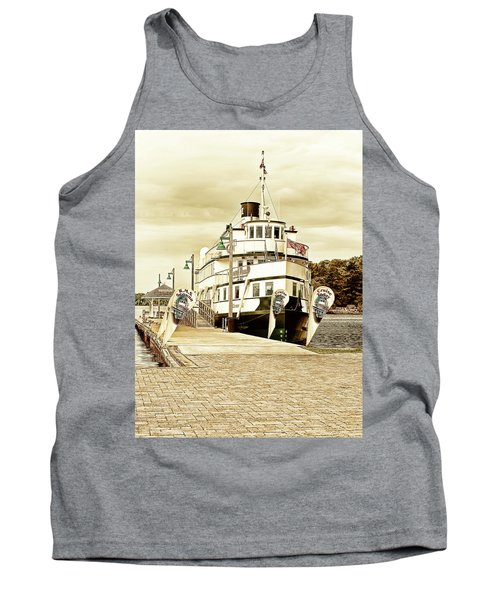 The Wenonah II Tank Top