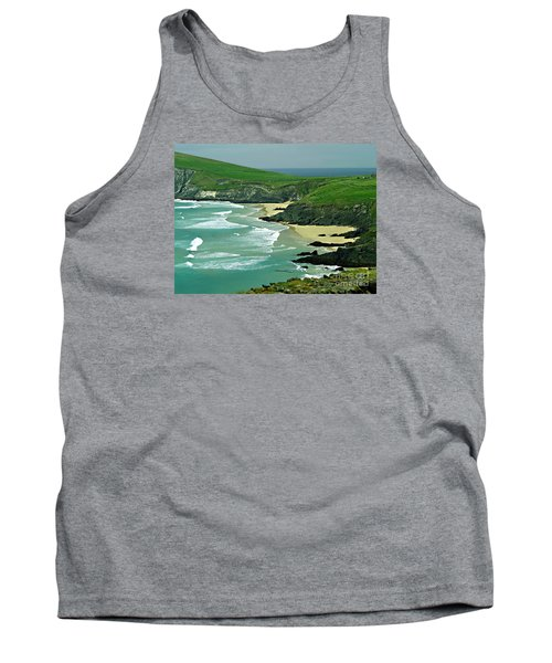 The West Coast Of Ireland Tank Top by Patricia Griffin Brett