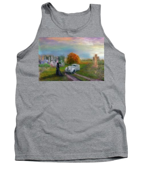The Widow Tank Top