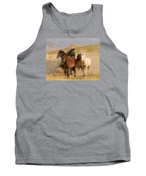 The Wild Bunch Tank Top