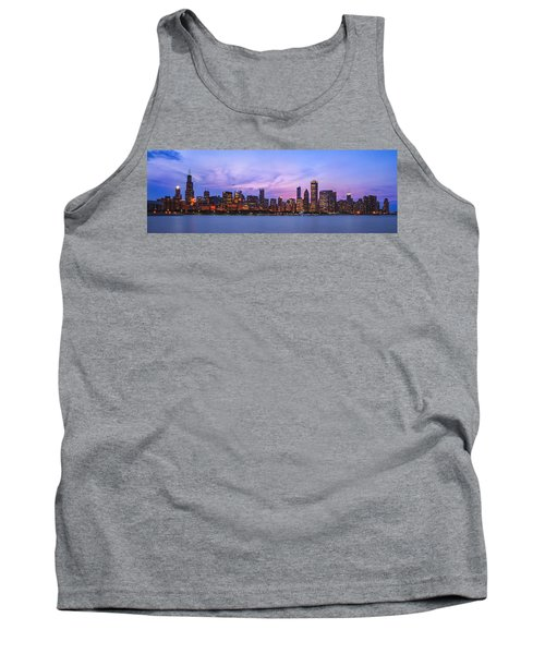 The Windy City Tank Top by Scott Norris
