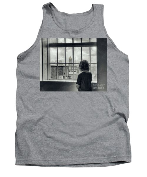 The World Outside My Window Tank Top