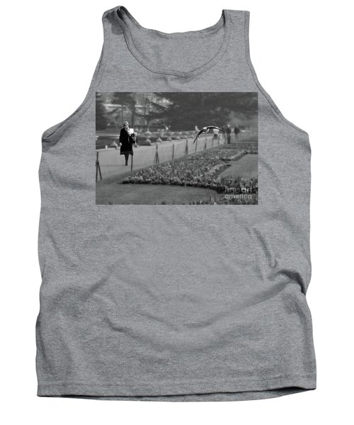 The Writers Story Tank Top