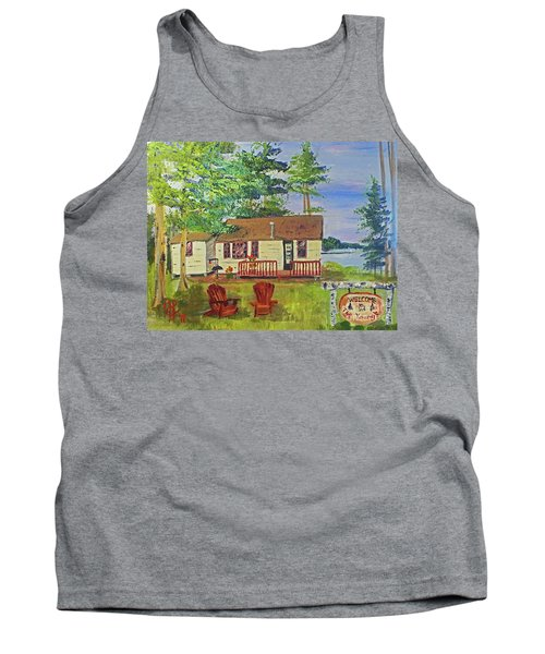 The Young's Camp Tank Top
