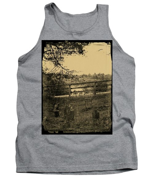 Then And Now Tank Top