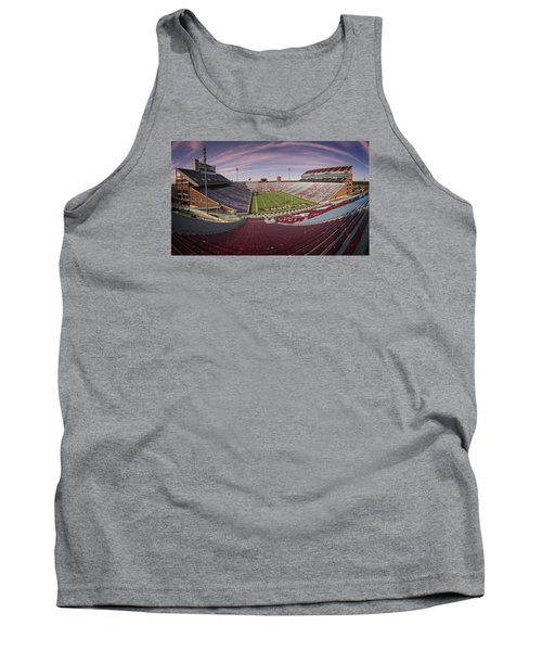 The Palace On The Prairie Tank Top