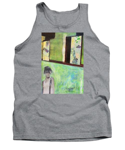 They Say Tank Top