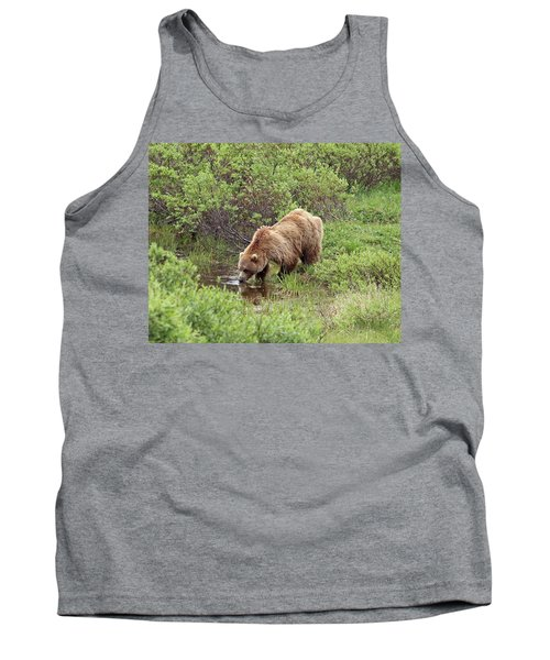 Thirsty Grizzly Tank Top