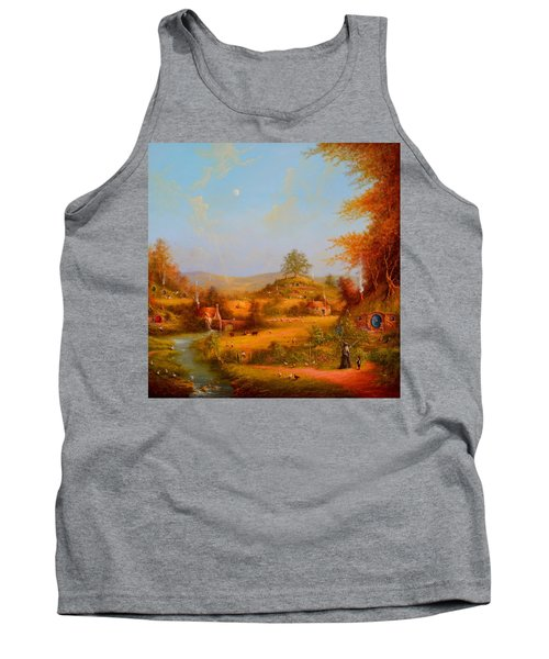 This Could Spell Trouble. Tank Top