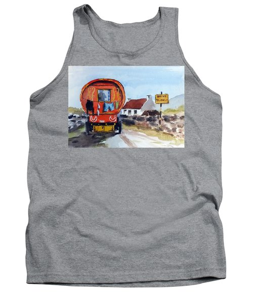 F 808  Whats Your Hurry  Tank Top