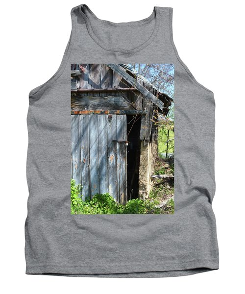 This Old Barn Door Tank Top