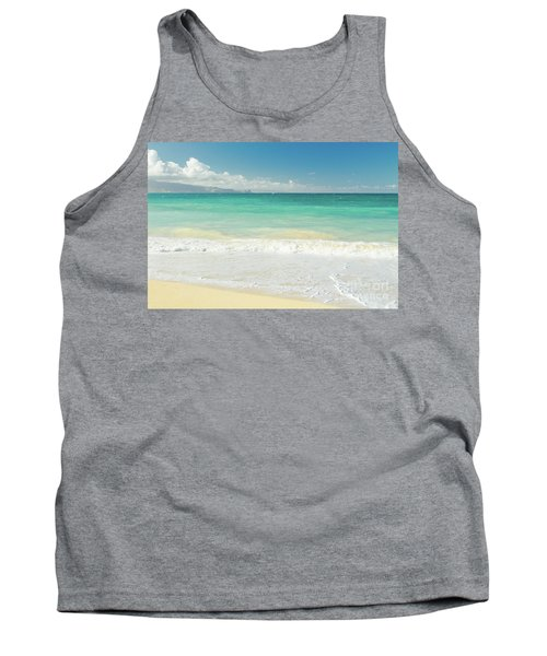 Tank Top featuring the photograph This Paradise Life by Sharon Mau