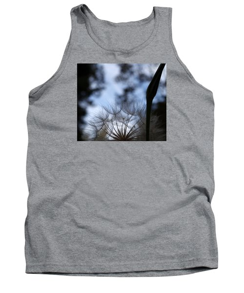 Thistle At Dusk Tank Top