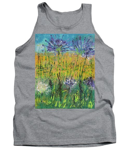 Thistles Too Tank Top
