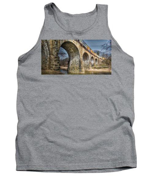 Thomas Viaduct Panoramic Tank Top