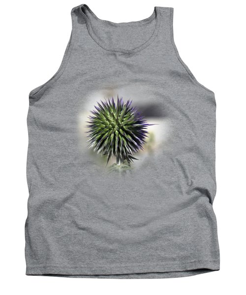 Thorn Flower T-shirt Tank Top