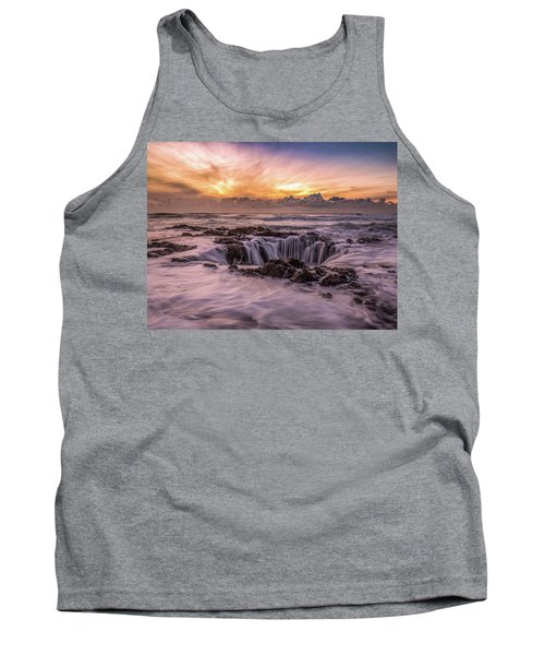 Thor's Well Tank Top