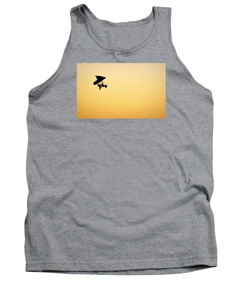 Those Magnificent Men In Their Flying Machines Tank Top by AJ  Schibig