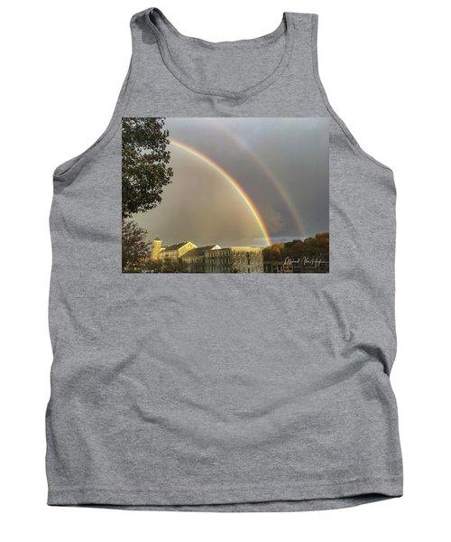 Thread City Double Rainbow  Tank Top