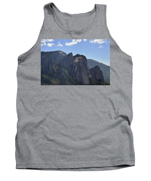 Three Brothers From Four Mile Trail Tank Top