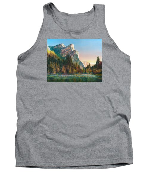 Three Brothers Morning Tank Top