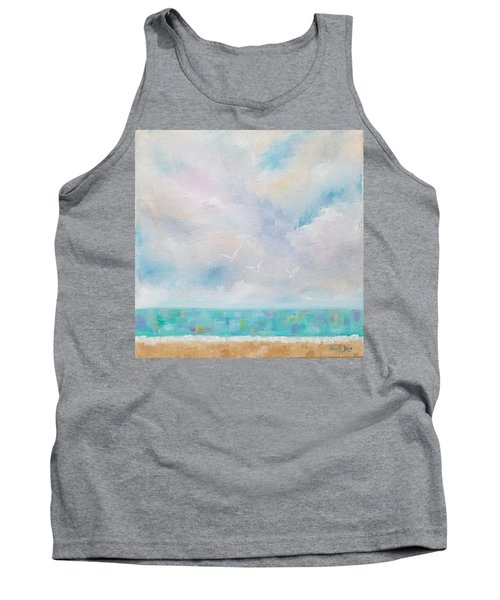 Three By The Sea Tank Top