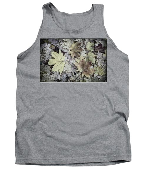 Three Leaves Tank Top