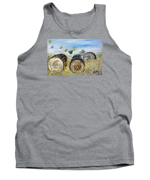 Three Logs Tank Top