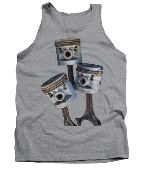 Three Pistons Tank Top