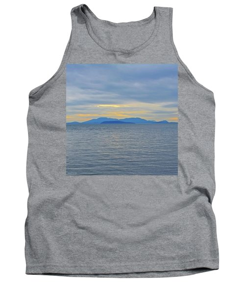 Three Realms/dusk Tank Top by Tobeimean Peter
