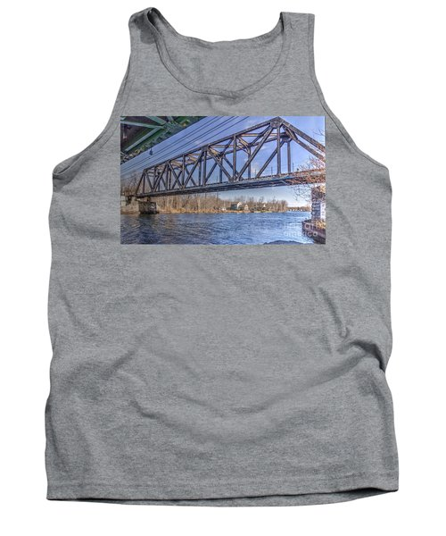 Three Rivers Trestle Tank Top